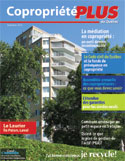 Page couverture automne 2014, Copropriété Plus